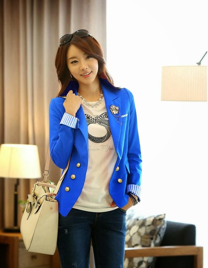 Gambar Fashion Baju Cewek Terbaru 2014 New Style For