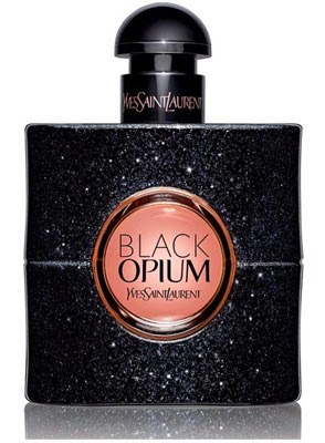 Black Opium Yves Saint Laurent fragancia femenina