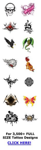 Find Your Tattoo Designs Now!