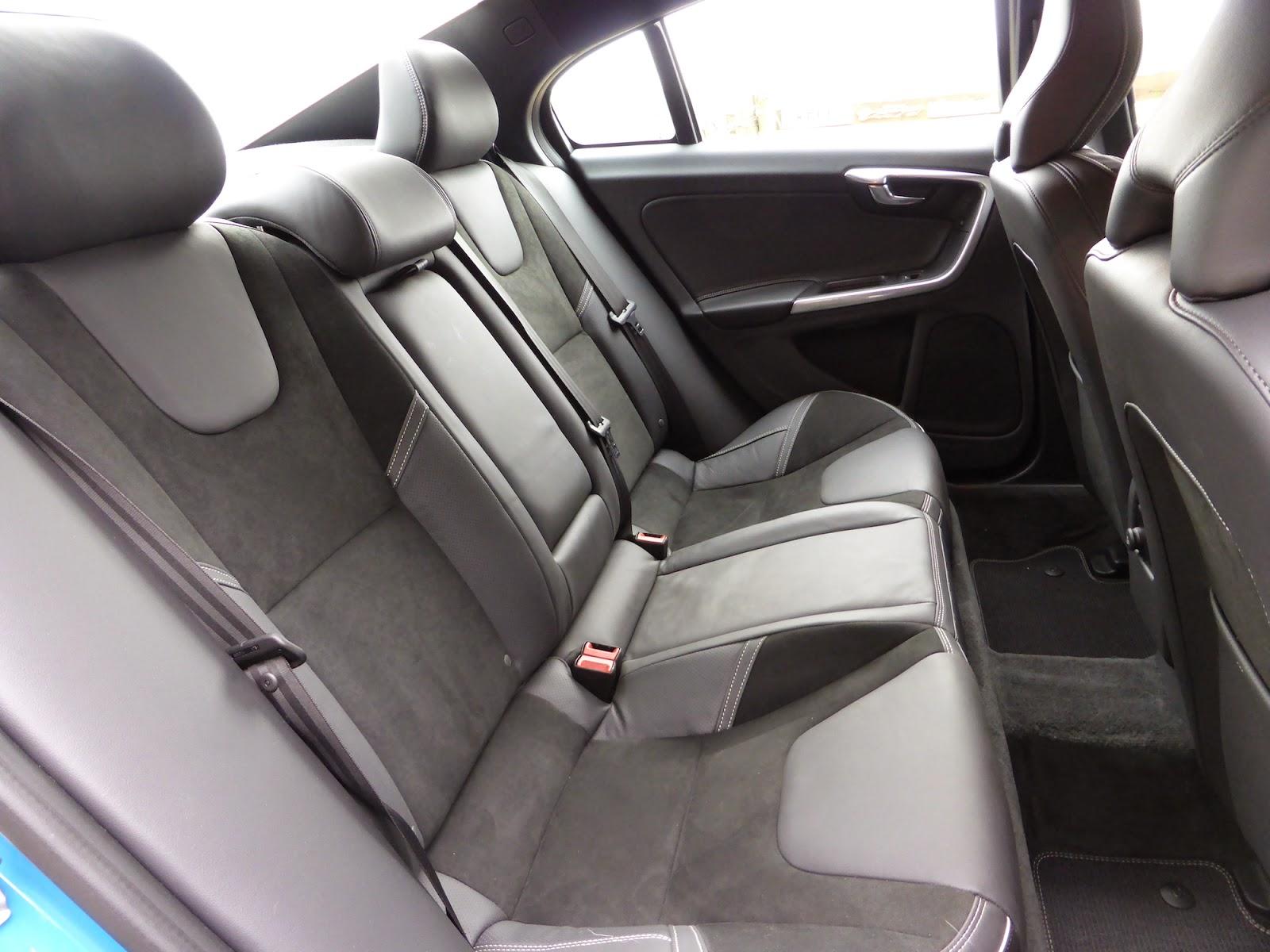 Volvo S60 D5 R-Design Lux Nav