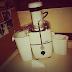Arçelik meyve sıkma makinesi :)