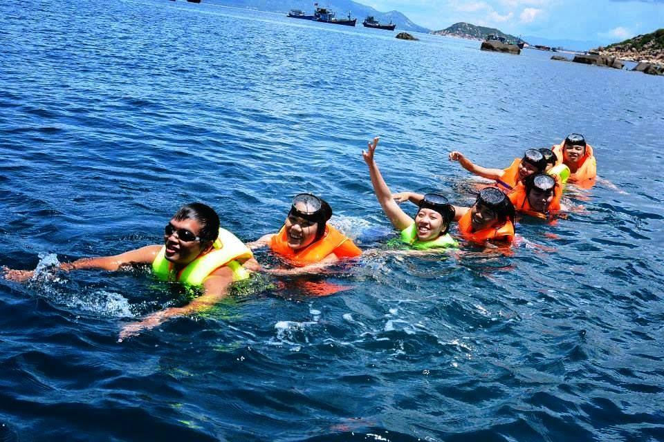 Đảo Bình Ba - Nha Trang