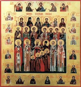 Tous les saints de Roumanie