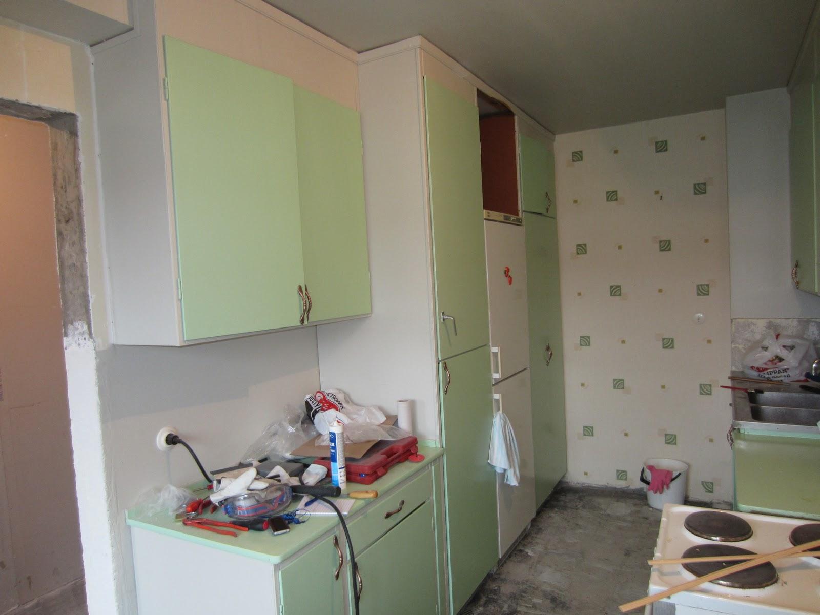 jagmarie: Från vardagsrum till kök!
