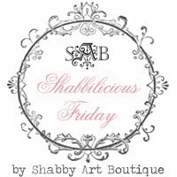 For your weekly dose of shabby inspiration!