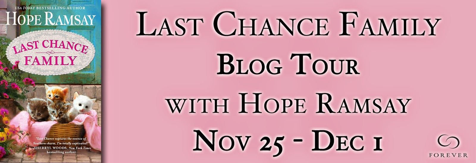 Blog Tour: Book Spotlight + Giveaway – Last Chance Family by Hope Ramsay