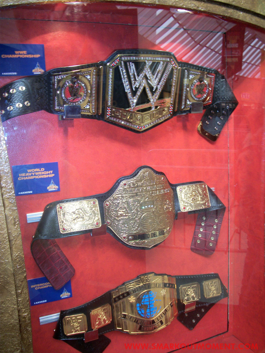 WrestleMania XXIX Axxess Footage
