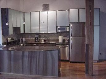 Why should you choose stainless steel kitchen cabinets for Bad smell in kitchen cabinets