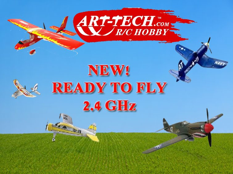 NEW PRODUCT !! Arttech New Wing Dragon Sporster, F4U, P40,Wing Dragon 300, ISF Indoor Airplane