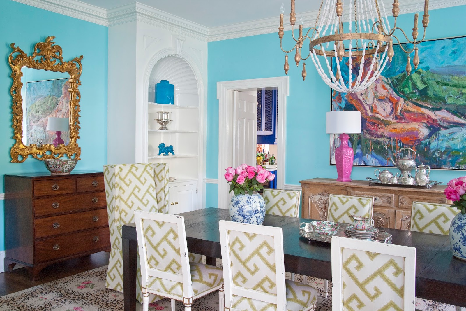 The glam pad: parker kennedy: rising stars of design
