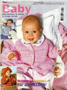 Lea Special Handarbeiten LH374 Baby