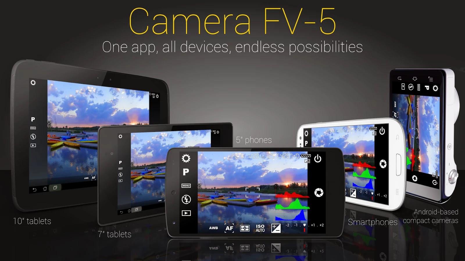 Camera FV-5 v2.0 Build 200
