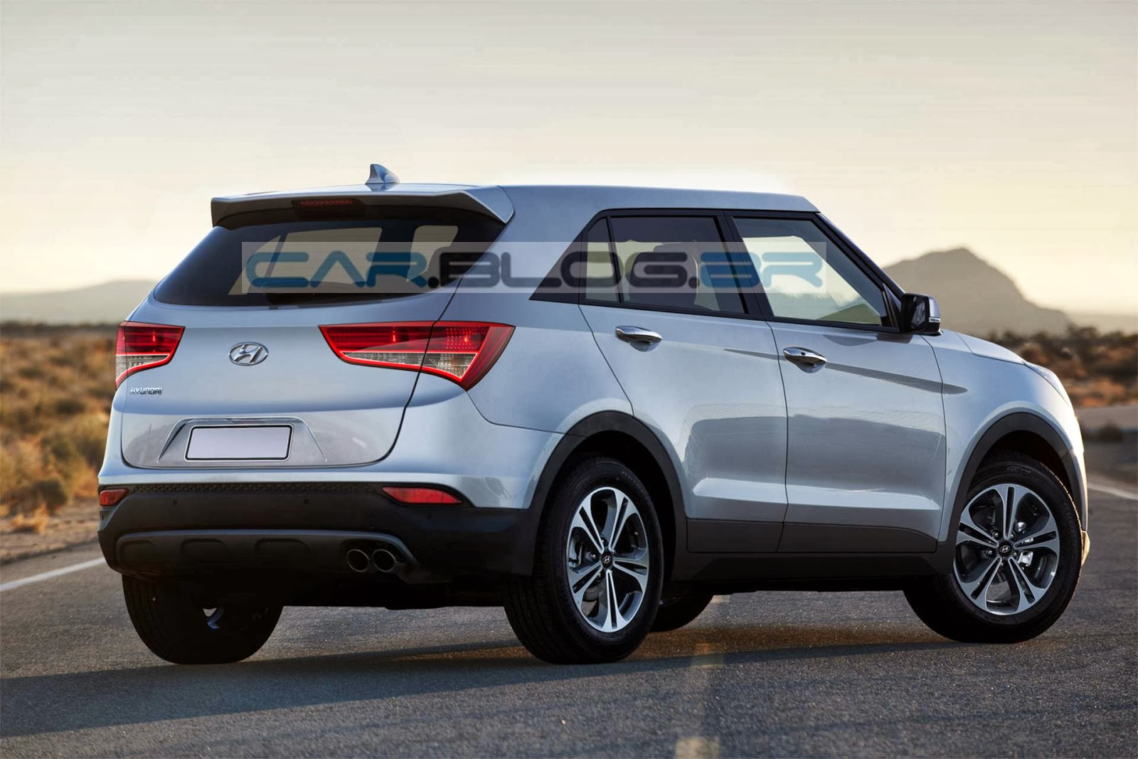 Hyundai HB20 SUV - concorrente do EcoSport