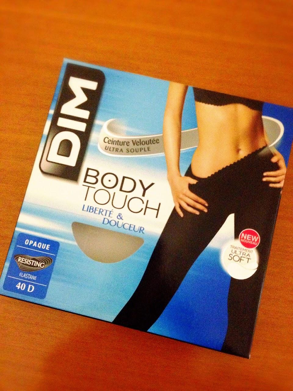 Línea Body Touch de Dim - Libertad y Suavidad