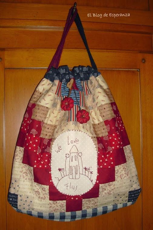 Una mochila para Rosa