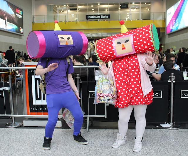 Comic Con Cosplay - Katamari