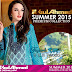 Gul Ahmed Spring Summer 2015 Collection Vol-01 | Chantilly De Chiffon Dresses