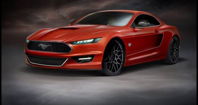 2014 Ford Mustang GT sports car enthusiasts surprising  Auto Cars Review