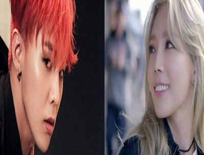 g dragon and taeyeon dating rumor Bigbang's g-dragon and girls' generation's taeyeon have become caught up with dating rumors that are quickly spreading through.