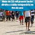 Mais de 33 mil presos terão direito a saída temporária no fim do ano