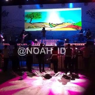 Getarkan Surabaya, Konser NOAH menunjukkan Identitasnya