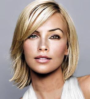 Korte Golvende Kapsels op Pinterest Blonde Kapsels, Kort  - kapsels kort golvend haar