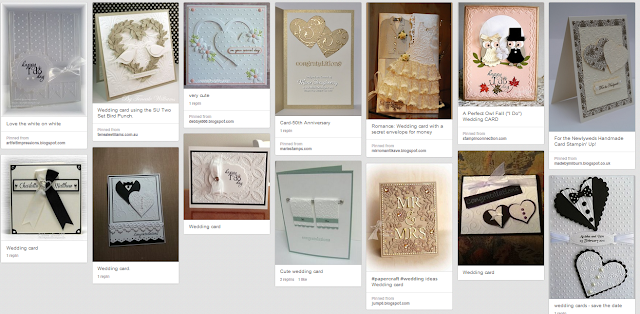 Wedding and Anniversary Pinterest Board