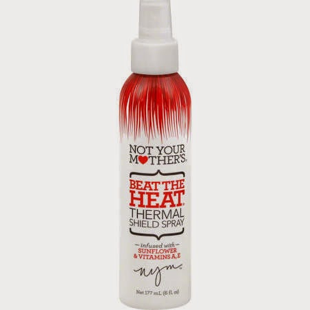 Not Your Mother's Beat the Heat Thermal Styling Spray
