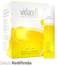 VIDACELL® ayuda al proceso de envejecimiento cellular