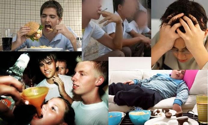QUE ESTA PRODUCIENDO EL INFARTO EN ADOLESCENTES Y JOVENES