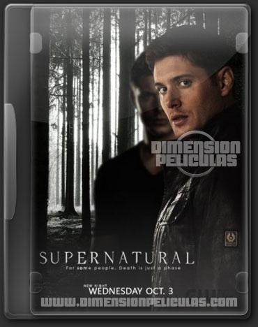 Supernatural Temporada 8 (HDTV Ingles Subtitulada) (2012)