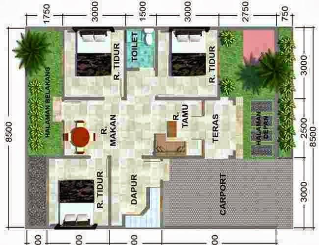 Kumpulan Desain Rumah Minimalis Modern Konsep Desain Dapur