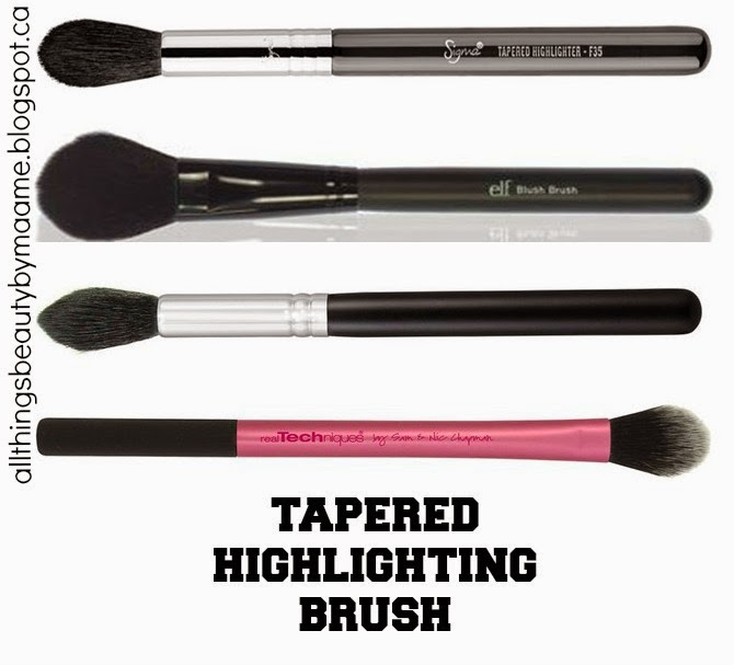The Ultimate Makeup Brush Guide Part 2 Beginners Beauty Guide