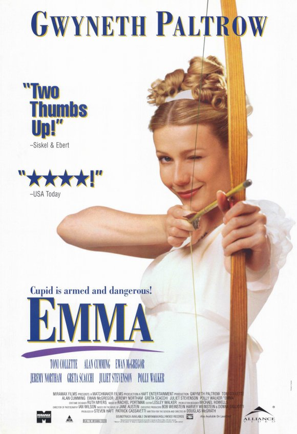 Movie Review Land: EMMA