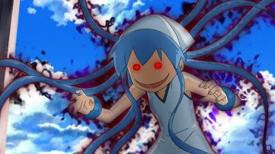 Shinryaku! IKA Musume anime comedia manga