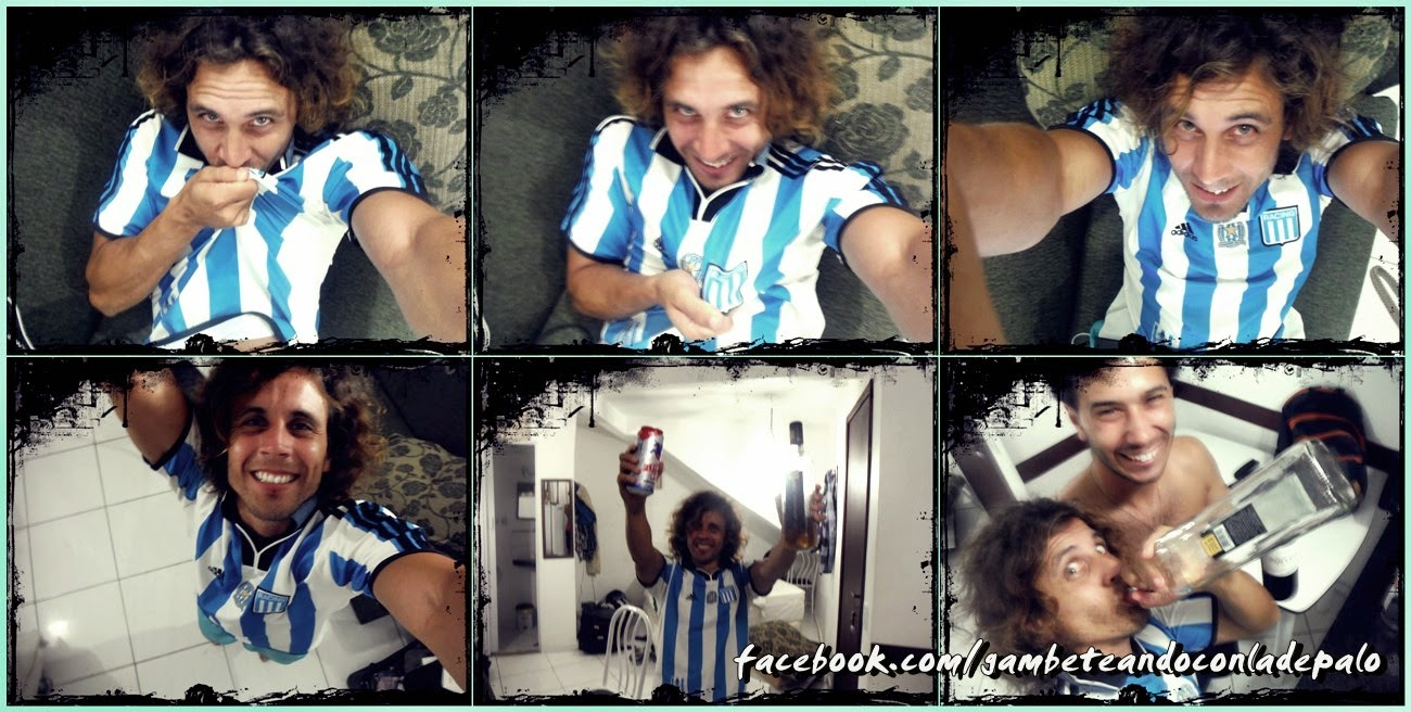 Racing Campeon en Buzios