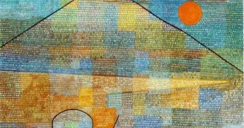 Un Tableau Paul Klee Ad Parnassum