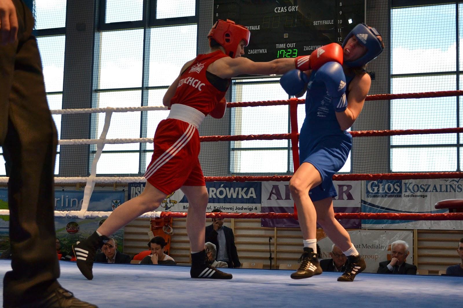 boks kobiet, boks olimpijski, Mistrzostwa, Karlino, Kinga Szlachcic, Magdalena Józak, Adriana Marczewska,