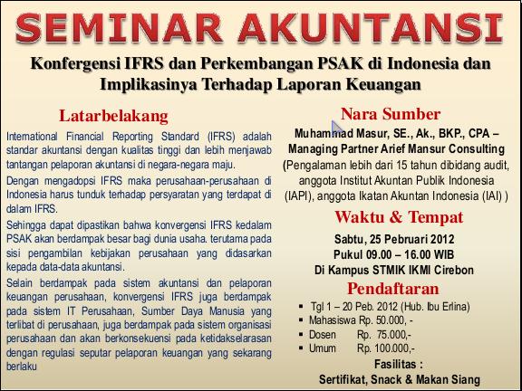 Seminar Akutansi