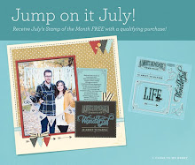 July Stamp of the Month