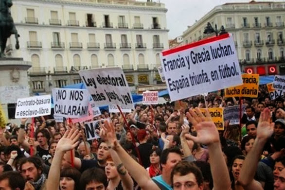 Σε  όλη την Ευρώπη προσπαθούν να εκφοβίσουν και να περιορίσουν την ελευθερία των πολιτών!