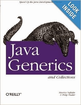 Book to Learn Java Generics and Collection