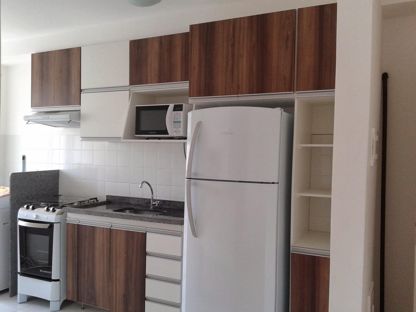 wdplanejados Mais um Projeto de Cozinha para Apartamento Completo Armário  # Armario De Cozinha Completo Extra