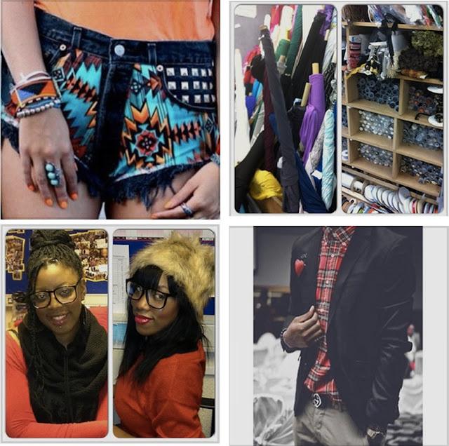 denim print dress fabrics geek glasses menswear blazer menswear red tartan shirt