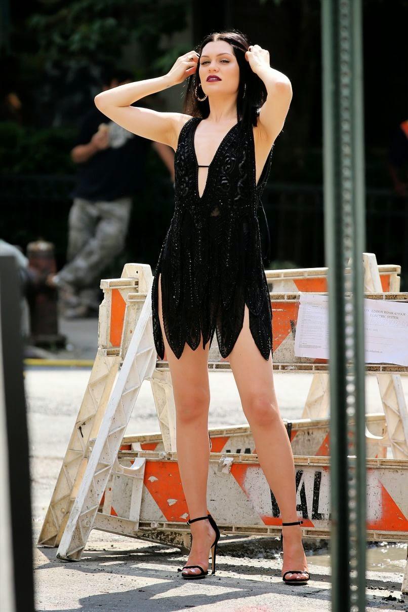 Jessie J Latest Photoshoot in New York City