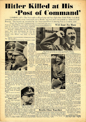 Hyperborean Vibrations Did Adolf Hitler Escaped From