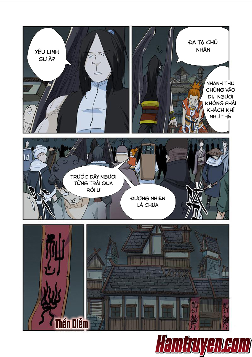Tales of Demons and Gods chap 165 Trang 5 - p0sixspwn.com