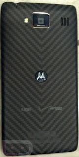 DROID RAZR HD de Motorola