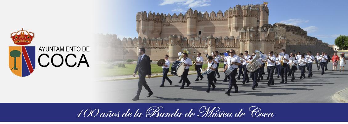 Página web oficial del Ayuntamiento de Coca (Segovia)