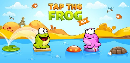 Tap the Frog HD 1.5.3 Apk Direct Link By Playmous